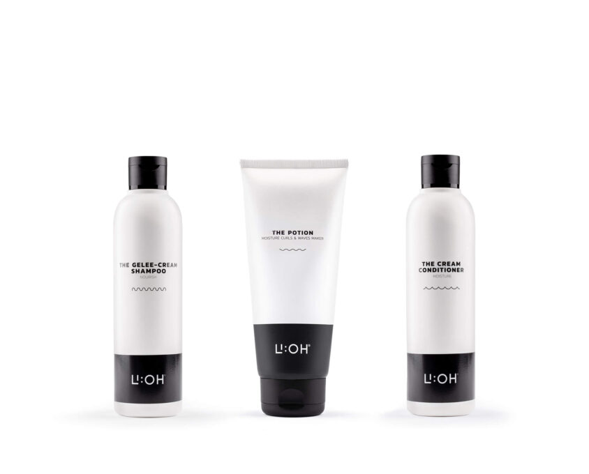 CurlyRoutin - LI:OH Products